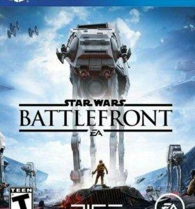 Star Wars Battlefront ps4 продам, обменяю