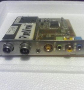 Tv тюнер PixelView PV-BT878P+FM.RC