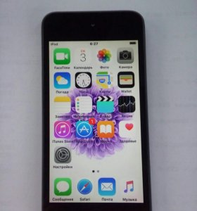 iPod 5, 32Gb.