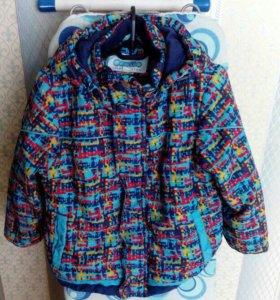 Куртка деми,р-р92-98