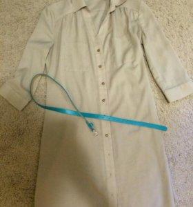 Платье рубашка рS KiraPlastinina