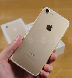iPhone 7Gold 128 gb