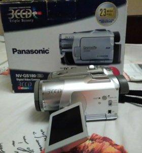 Видеокамера Panasonic NV-GS 180