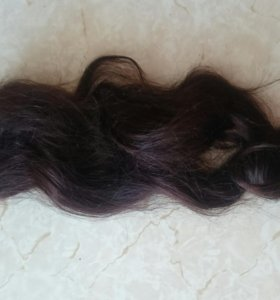 Коса из НАТУРАЛЬНОГО волоса