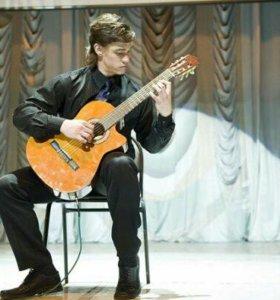 Обучение игре на шестиструнной гитаре в Богородске