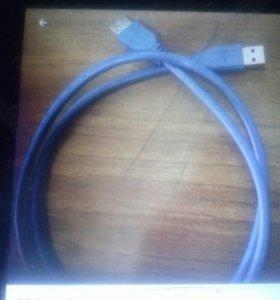 USB 3.0 удлинитель.