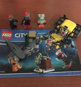 Набор 60091 Лего
