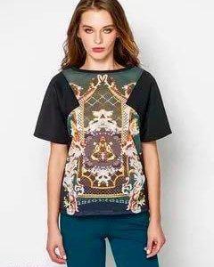 БЛуза -футболка Kira Plastinina