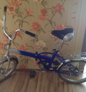 Взрослый-подростковый велосипед