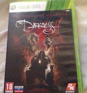 Игра Xbox 360 DARKNESS 2