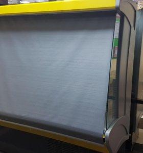 Горка холодильная для магазина