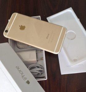 iPhone gold 16 гб новый