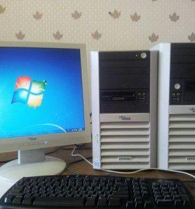 Компьютер вариант для работы и офиса