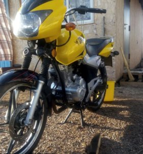 Мотоцикл Cronus Leader 200