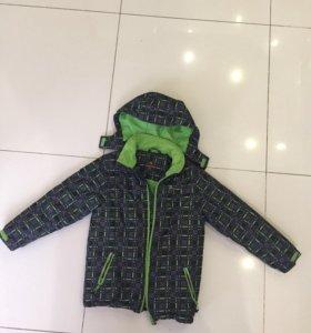 Куртка демисезонная на рост 122