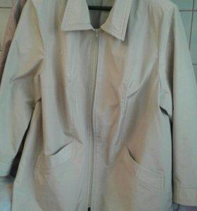 Ветровка ж.58+р.куртка