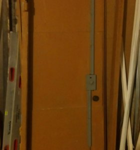 Двери бронированые