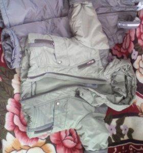 Куртка, штаны комбинезон