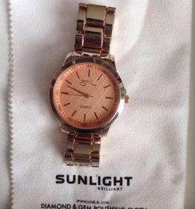 Новые Часы и браслет SUNLIGHT