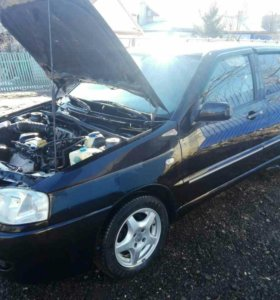 Chery Amulet (A15) 1.6 МТ  2007г