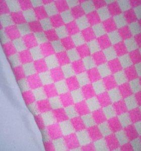 Одеяло и пододеяльник