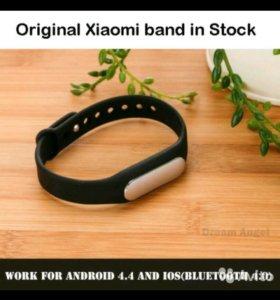 Фитнос браслет от xiomi Mi Band