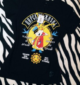 Новая футболка Trailhead