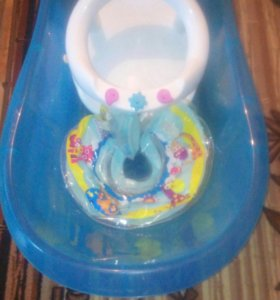 Ванночка и сиденье.