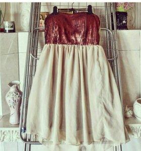 Платье Crema&Cioccolato со скидкой 90%