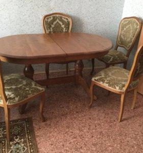 Стол-стулья