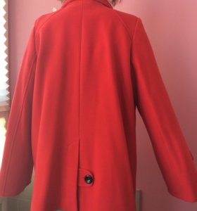 Пальто жен 58 р-р