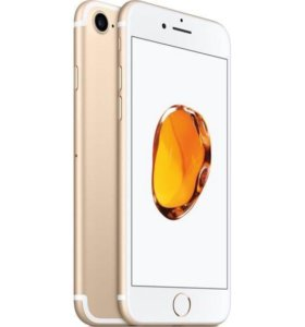 iPhone 7 32gb gold/silver/rose