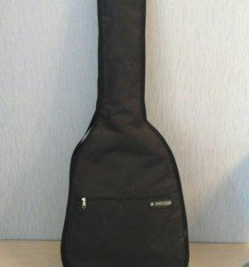 Гитара классическая (нейлоновые струны) + чехол
