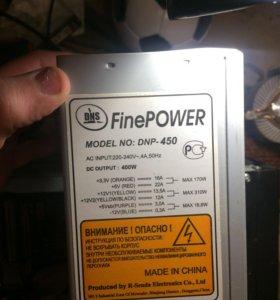 DNS FinePower DNP-450