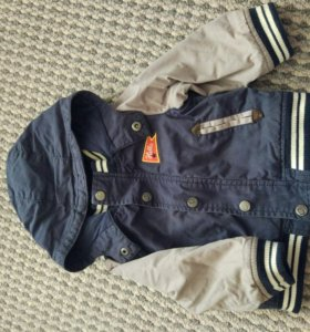 Куртка для мальчика 1 год