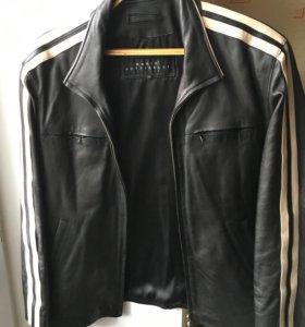 Мужская коженная куртка