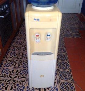 Кулер для воды:очистка, охлаждение, подогрев
