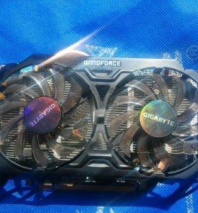 Видеокарта GTX 660 3GB GDDR5
