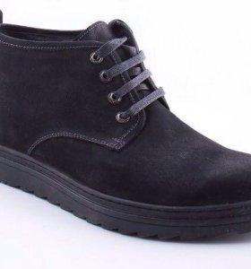 Ботинки TERVOLINA новые