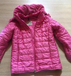 Куртка демисез.5-7 л