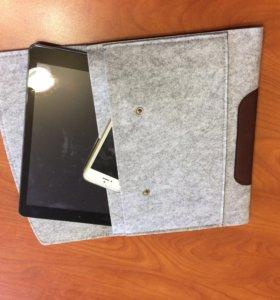 Чехол-папка iPad Air, mini