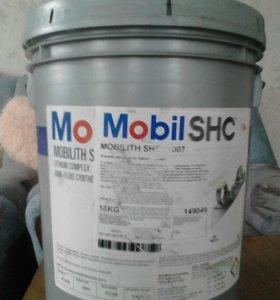Высокотемпературная смазка мобил16кг
