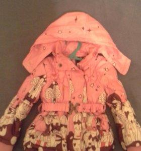 Куртка детская, на1,5-2 года.