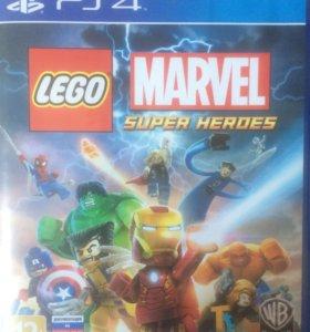Legit Marvel super heroes PS4