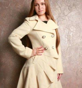 Новое пальто на весну-осень