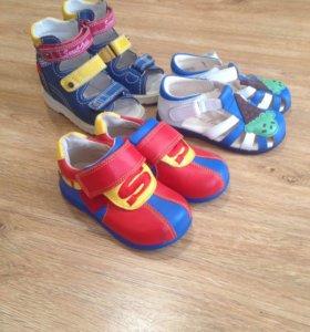 Детская обувь новая 21 размер