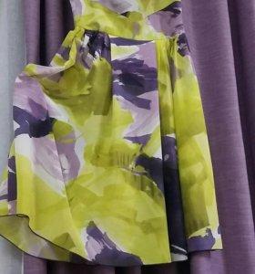 Платье коктейльное .mariella burani