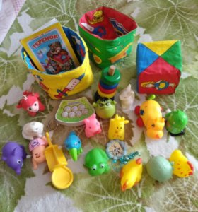 Пакетик мелочевки для малышей