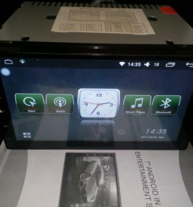 "Новая 2din 7""  магнитола 54FGFDG на андройде 5.1"