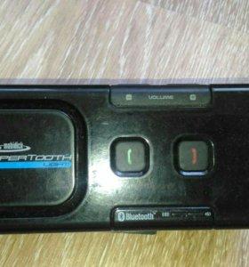 Гарнитура(авто) для автомобиля. Carkit Bluetooth.
